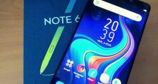 6 excellentes raisons d'acheter le nouveau Infinix Note 6
