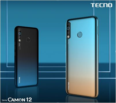 TECNO MOBILE confirme nos suppositions avec les sorties des CAMON 12