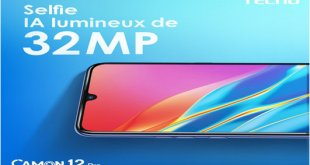 TECNO CAMON 12 32MP AI Clear Selfie