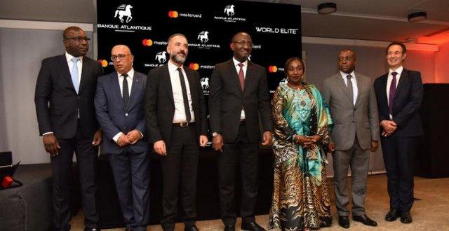 La Banque Atlantique propose une nouvelle carte prestige World Elite de Mastercard