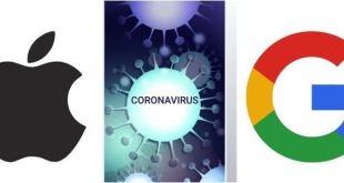 Apple, partenaire de Google pour une solution de tracking du COVID-19