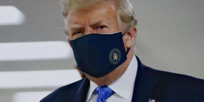 Trump annonce qu'il a COVID-19, selon le site usatoday.com