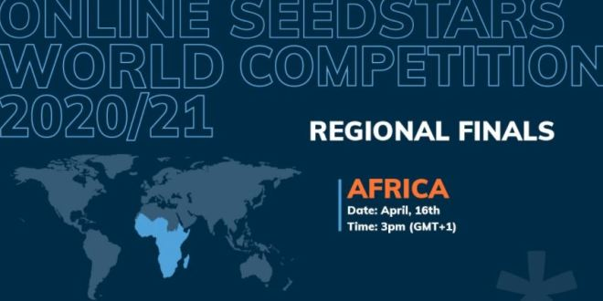 5 startups africaines se disputent 500 000 $ du concours Seedstars World Competition
