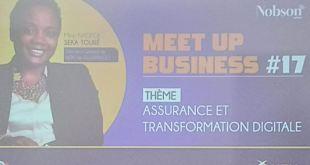 MeetUp Business #17 assurance et transformation digitale