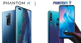 TECNO MOBILE Comparatif PHANTOM X & PHANTOM 9
