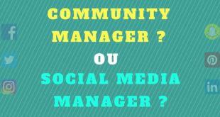 3 Raisons de solliciter un Community Manager ou un Social Manager