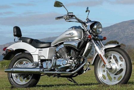 Zongshen VStorm 250cc Cruiser