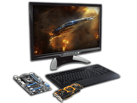 pc and motherboard