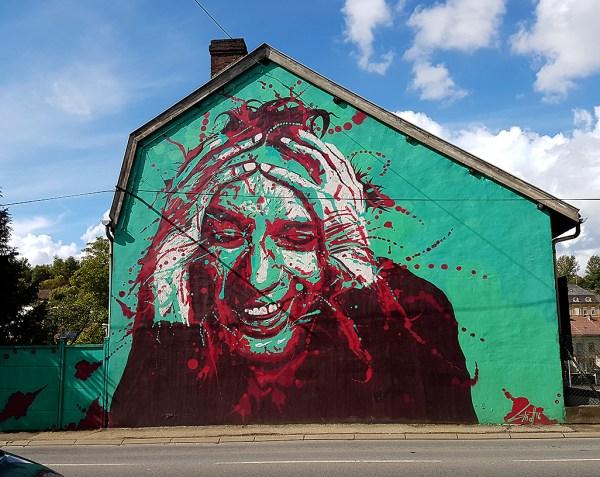 Kufa Urban Art Street