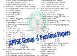 group 1 previous papers