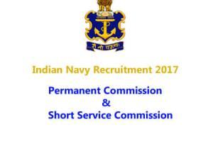 Indian Navey Recruitment