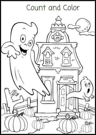 halloween coloring pages free printable # 23