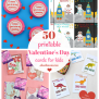 50 Free Printable Valentine S Day Cards