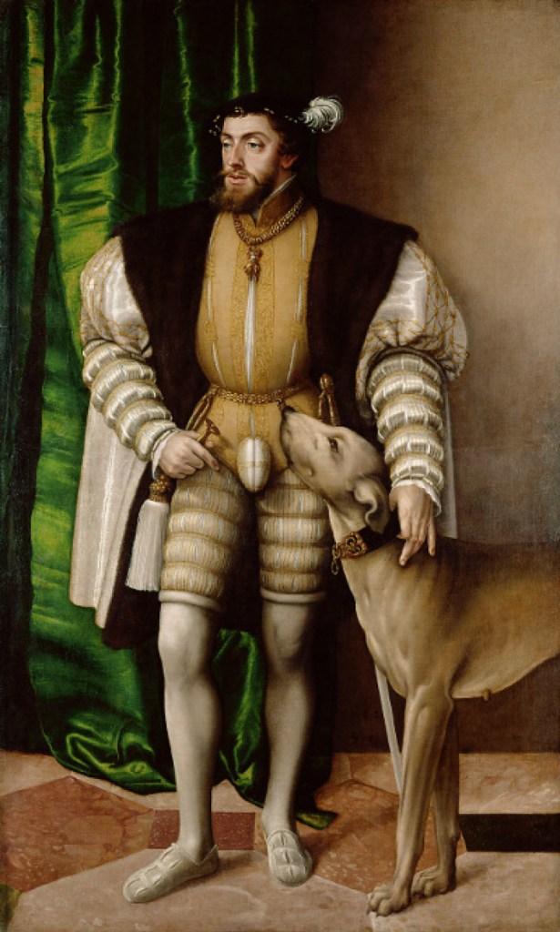 Keizer Karel V (1532)