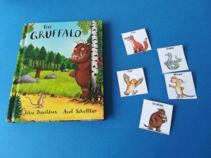 Gruffalo commenting with PECs