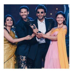 Alia Bhatt Awards