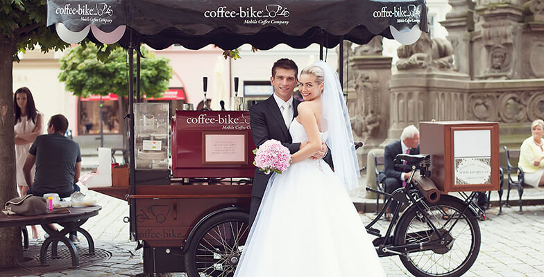 CoffeeBike ABOUT BRIDE