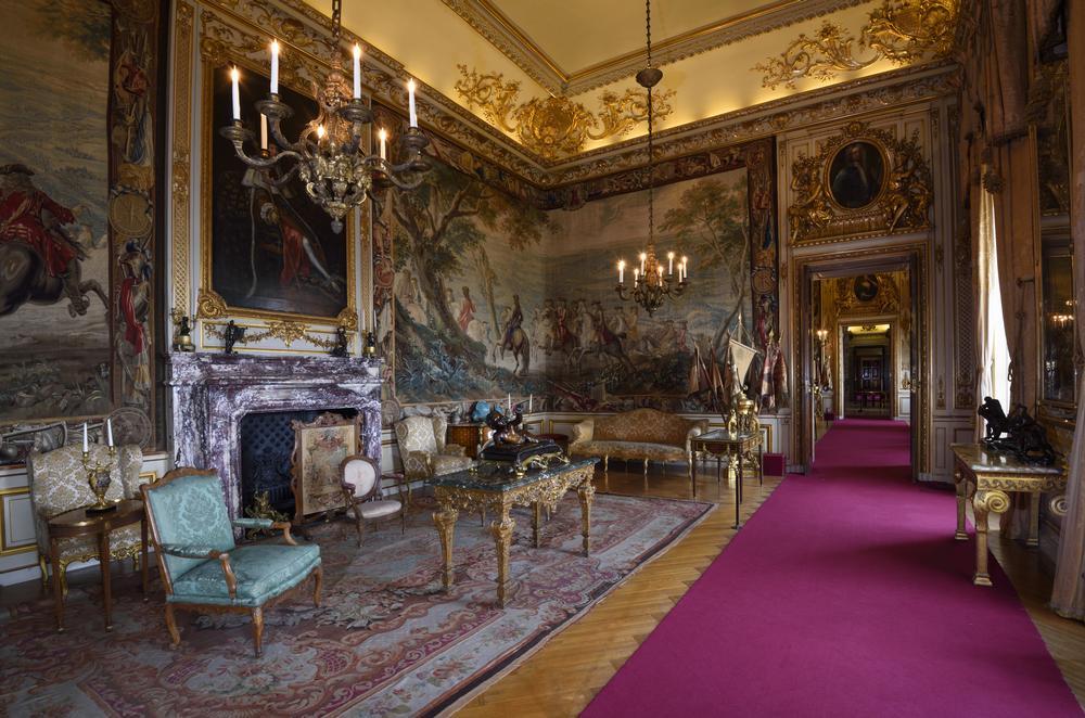 Blenheim Palace on AboutBritaincom