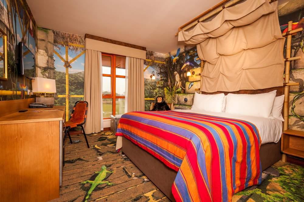 Chessington World of Adventures Resort on AboutBritaincom
