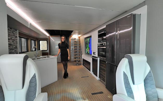 National RV Trade Show 2016 Furrion And Its Elysium