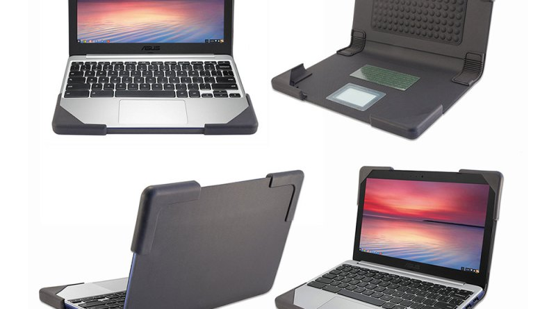Chromebook book cover