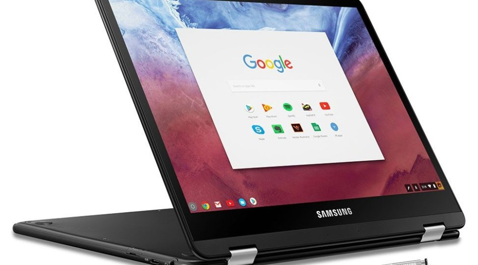 Samsung Chromebook Pro v2 likely coming with LTE, updated Core m3