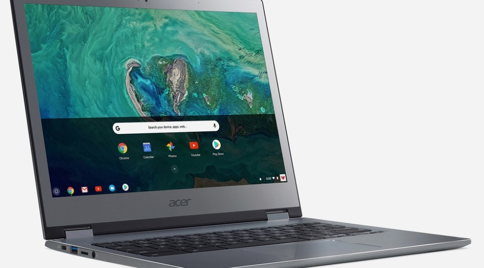 Acer Chromebook Spin 13 discounted at Amazon by $150, down