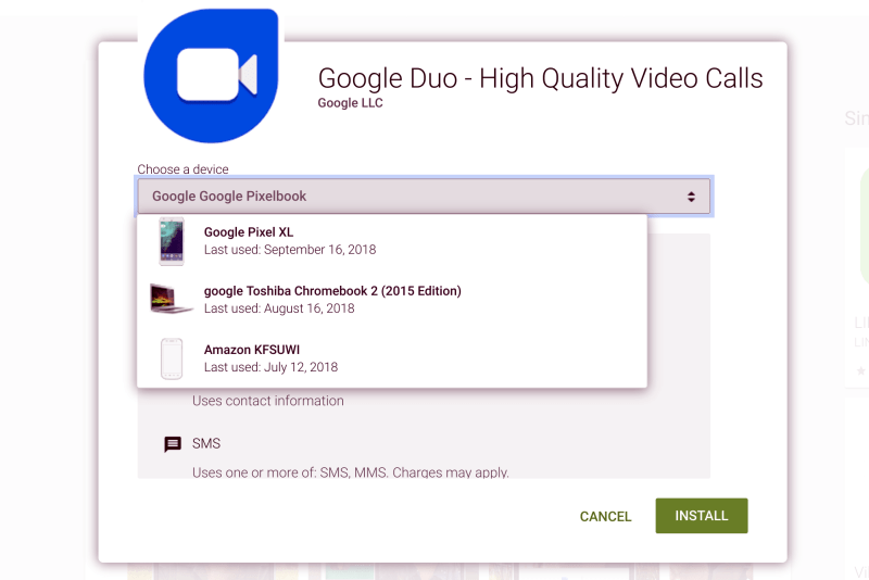 Google Duo arrives on more Chromebooks for video calls