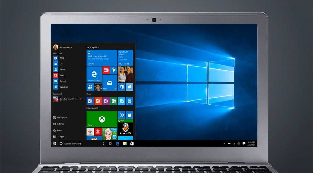 Dual-booting into Microsoft Windows on a Chromebook looks to be