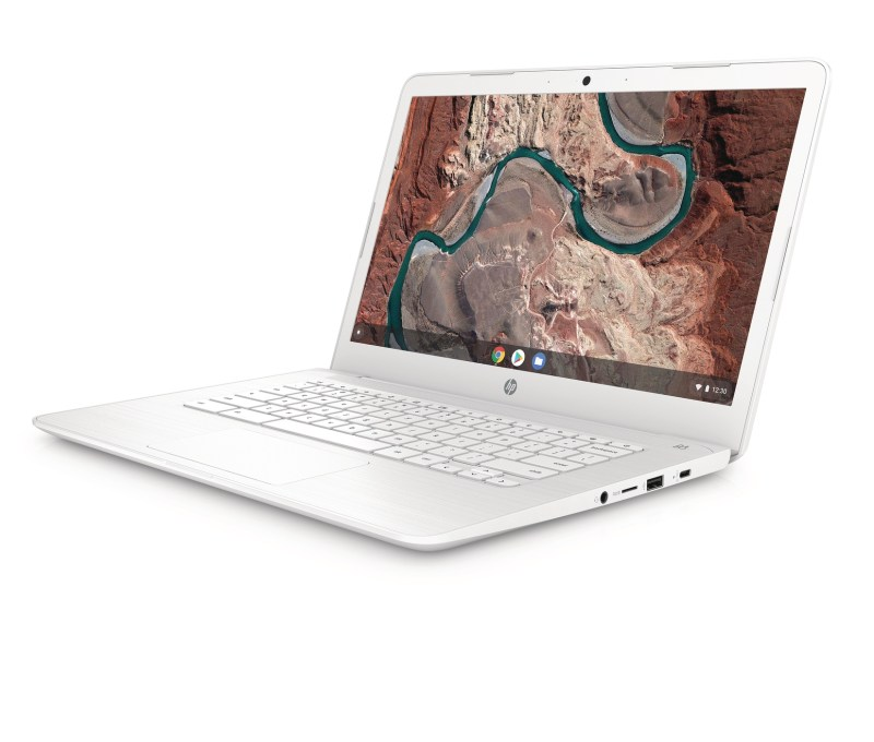 Initial benchmark and impressions: HP Chromebook 14 with AMD