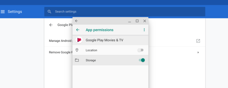 google play movie download to sd card