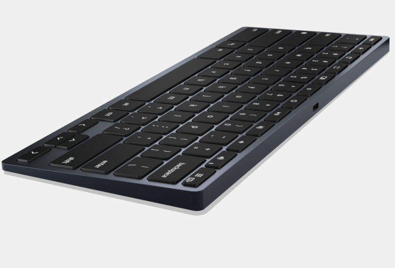 The previously announced Brydge Type-C dual-connectivity keyboard for Chrome OS can now be ordered for $99. You get the option of either USB-C or Bluetooth to type on your Chromebox, Chrome OS tablet, or even a Chromebook.