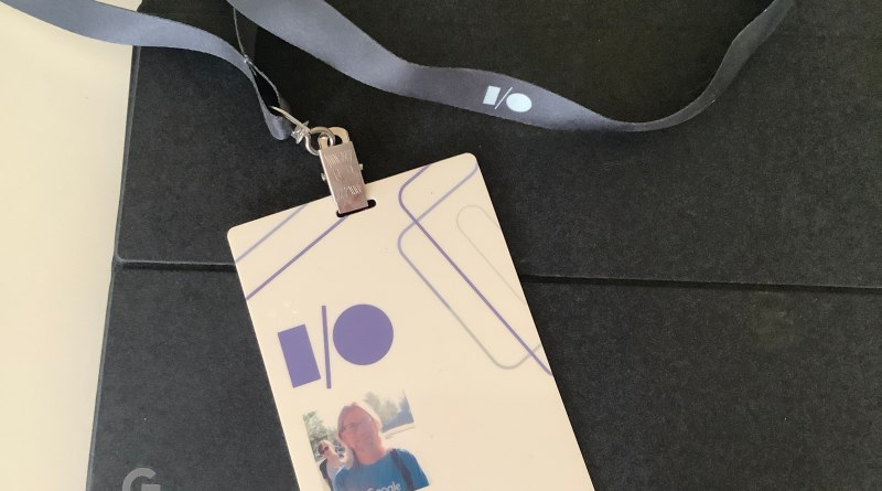 Join me for the live Google I/O 2019 keynote with commentary on