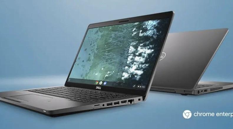 First Dell Latitude 5300, 5400 Chromebook Enterprise configs