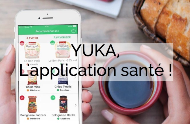 Yuka application