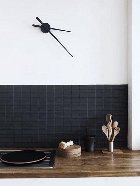 The Sophisticated New Tile Trend