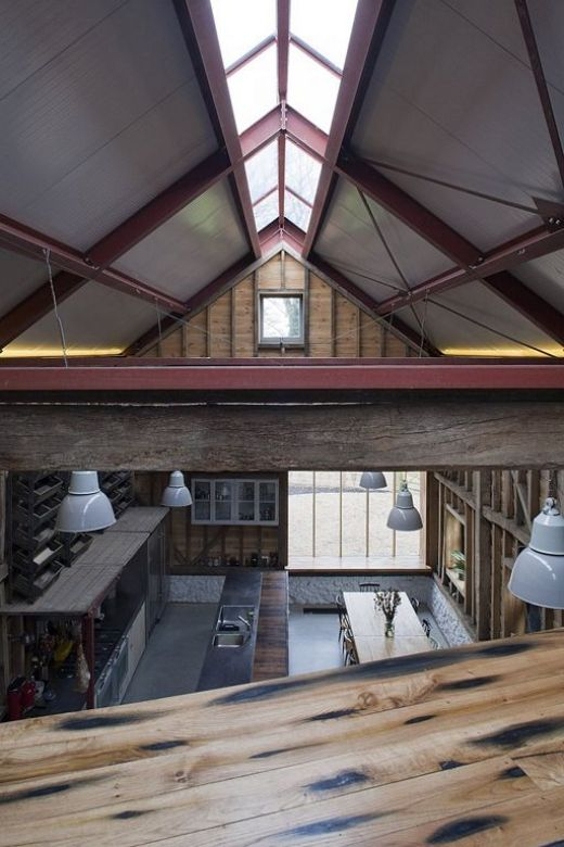 Ancient Party Barn by Liddicoat & Goldhill LLP