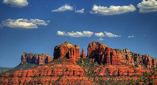 spiritual place Sedona Arizona
