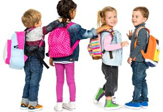 HOW TO MAKE A CUSTOM KIDS BACKPACK WITH PATCHES