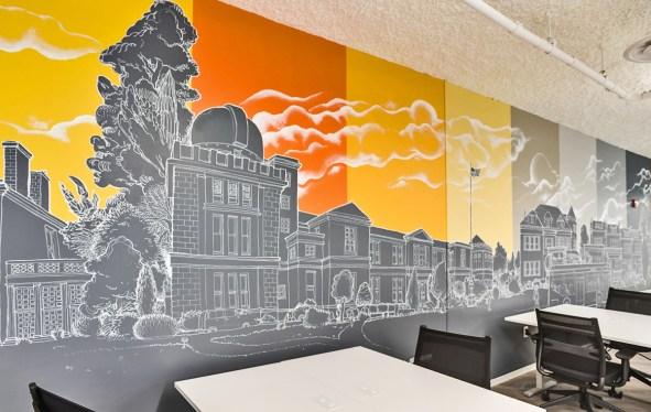 wallpaper art