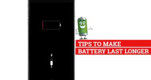 Make Smartphone battery last longer