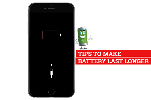 Make Smartphone battery last longer
