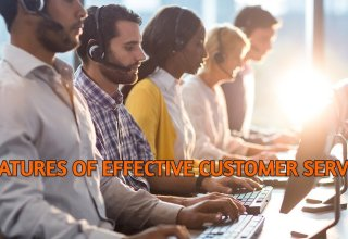 Top 5 Features of Effective Customer Service Employee Should Follow