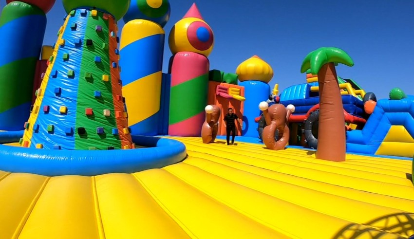 Hire The Best Quality MKE Inflatables For Your Kids