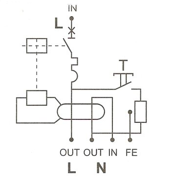 rcbo wiring diagram with Ceiling Light Junction Box on Vacuum Breaker Symbol also Wiring Diagram Of Earth Leakage Circuit Breaker as well Wiring Circuit Breakers Diagram further Gfi Breaker Diagram as well Ceiling Light Junction Box.