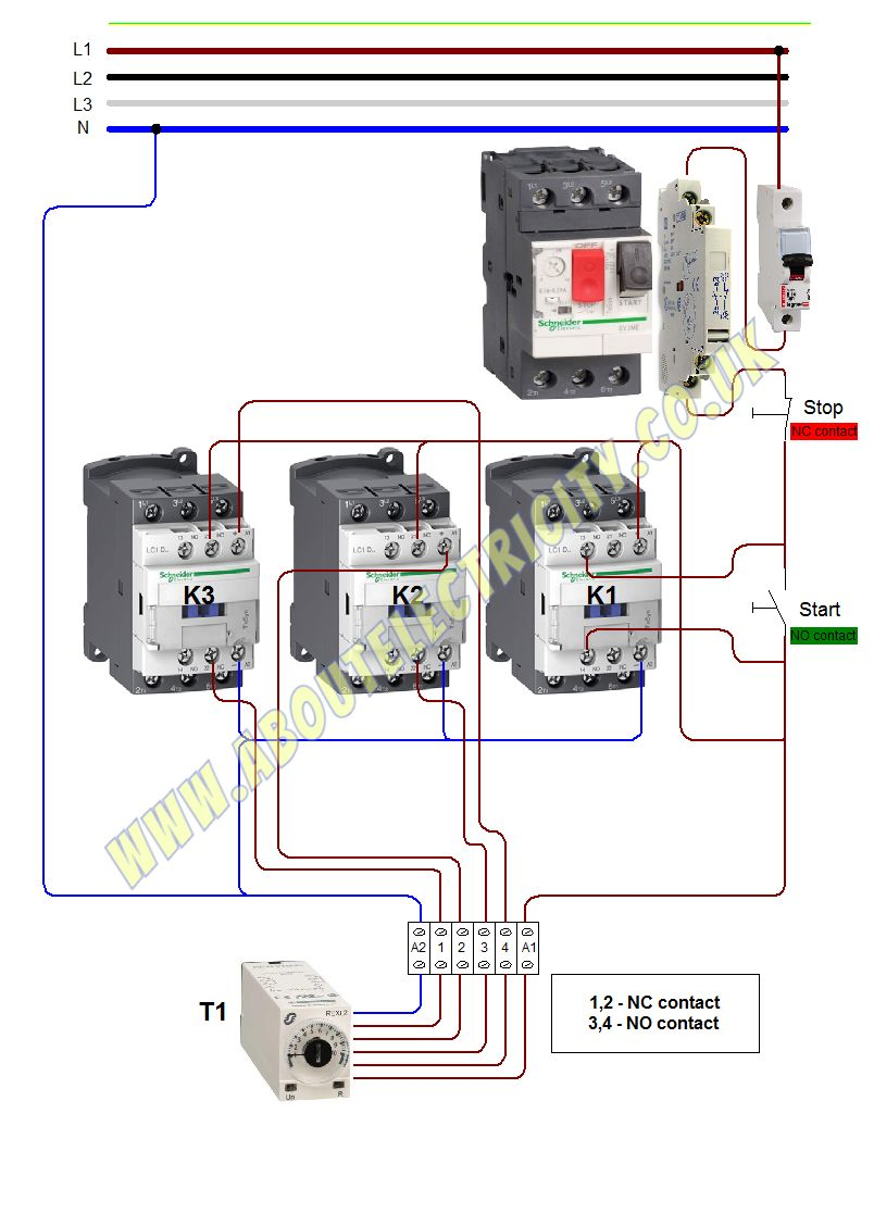 hight resolution of star delta starter control circuit diagram