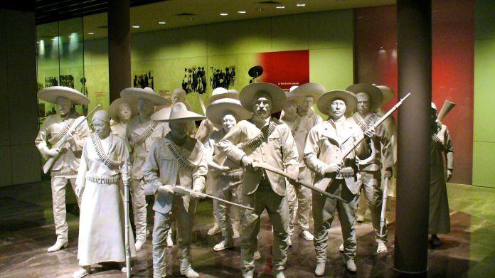 Conoce el Museo Nacional de la Revolución mexicana