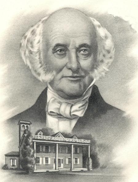 Martin Van Buren and Lindenwald