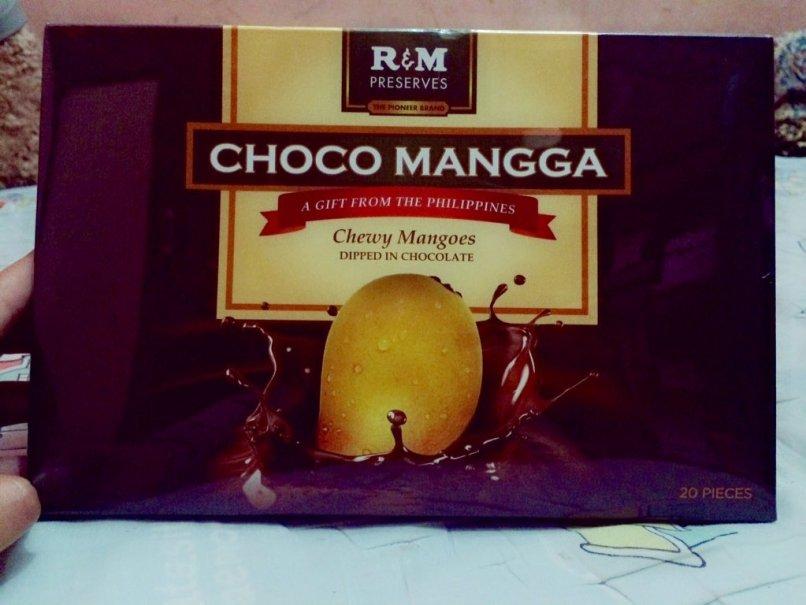 Box of Choco Mangga