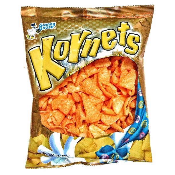 Kornets - cheese flavor